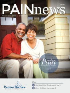 Pain News Fall 2013